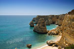 Strand an der Algarve Portugal